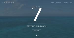 SEVENTY7 website