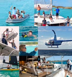 Team Lagoon - Bahamas